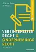 Verbintenissenrecht & ondernemingsrecht | R.W. Westra ; G.W. de Ruiter |