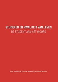 Studeren en kwaliteit van leven | Joke Verberg ; Deirdre Beneken genaamd Kolmer |