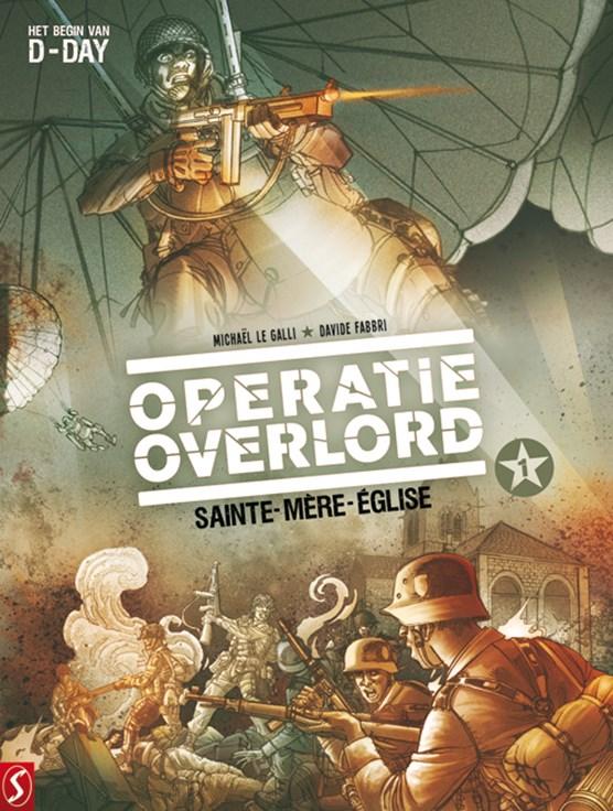 Operatie overlord 01. sainte mere eglise