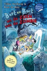 Bert en Bart en de zoen van de zombie   Tjibbe Veldkamp  