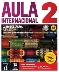 Aula internacional 2 Nueva edición A2 | Jaime Corpas ; Agustín Garmendia ; Carmen Soriano |