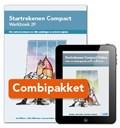 Startrekenen Compact   Sari Wolters ; Jelte Folkertsma ; Jan van Daalen ; Rieke Wynia  