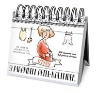 9 maanden - Aftelkalender   Pauline Oud  