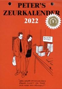 Peter's Zeurkalender 2022 | Peter van Straaten |