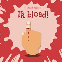 Ik bloed! | Madeline Tyler |