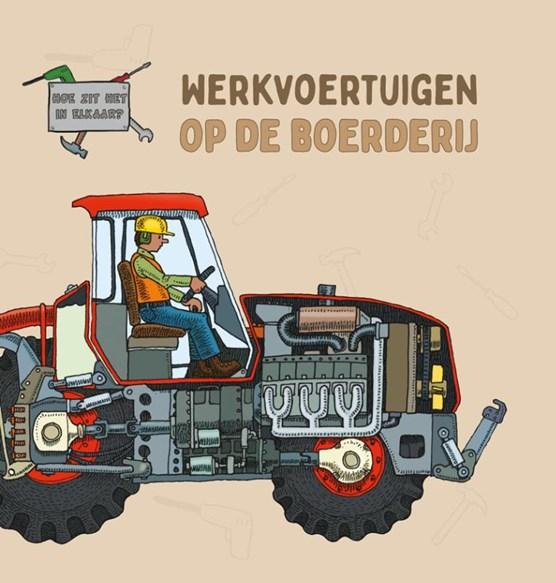 Werkvoertuigen op de boerderij
