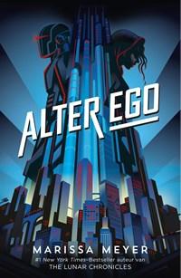 Alter ego | Marissa Meyer |