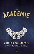 De Academie   Astrid Boonstoppel  