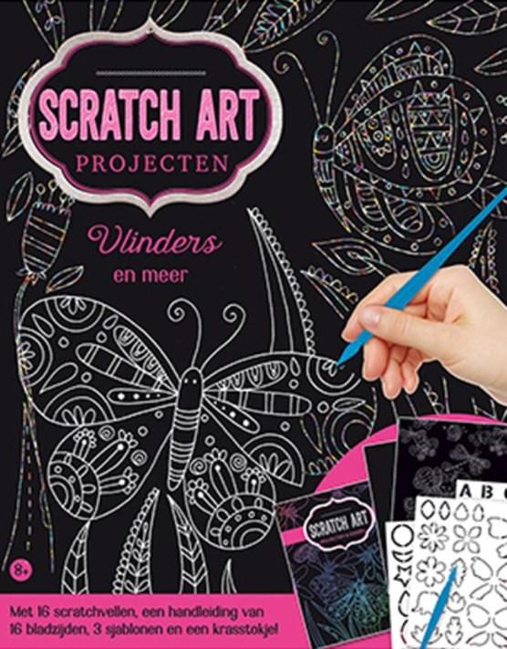 Scratch artprojecten-Vlinders