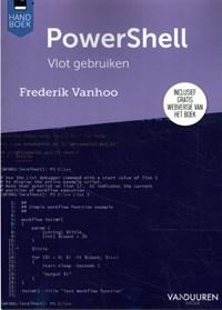 Handboek PowerShell | Frederik Vanhoo |