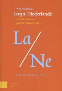 Woordenboek Latijn / Nederlands | Harm Pinkster |