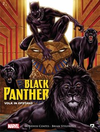 Black panther 02. volk in opstand 2/2 | Ta-Nehisi Coates |
