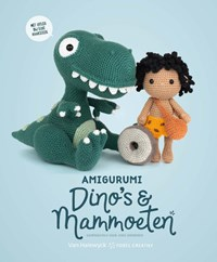 Amigurumi Dino's en Mammoeten | Joke Vermeiren |