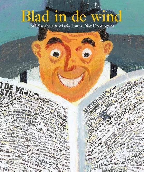 Blad in de wind