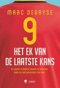 Het EK van de laatste kans | Marc Degryse |