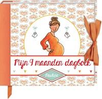 Mijn 9 maanden dagboek - Pauline Oud   Pauline Oud  