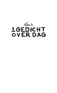 1 GEDICHT OVER DAG | Timon K. |
