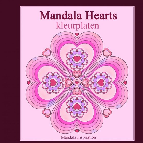 Mandala Hearts