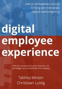 Digital employee experience | Tabhita Minten Christiaan Lustig |