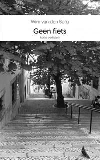 Geen fiets   Wim Van den Berg  