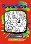 Kleurboek - Met heel veel leuke dieren om in te kleuren !   Mieke Stevens  