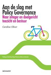 Aan de slag met policy governance | Caroline Oliver |