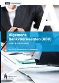 Algemene bankvoorwaarden (ABV) | M.A.L.M. Willems ; J.W. Achterberg |