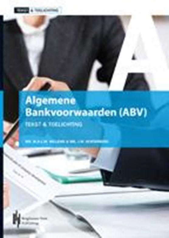 Algemene bankvoorwaarden (ABV)