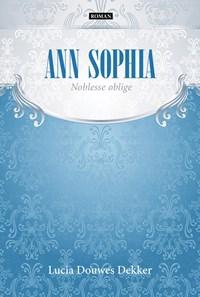 Ann Sophia   Lucia Douwes Dekker-Koopmans  