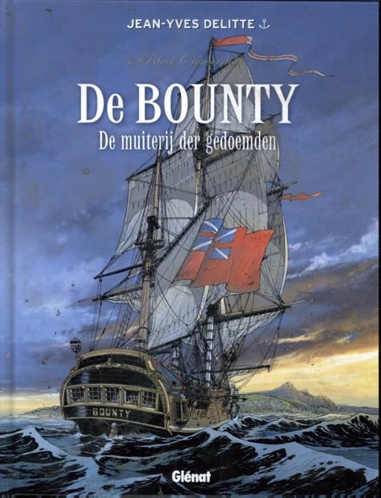 Black crow vertelt Hc03. de bounty, de muiterij der gedoemden