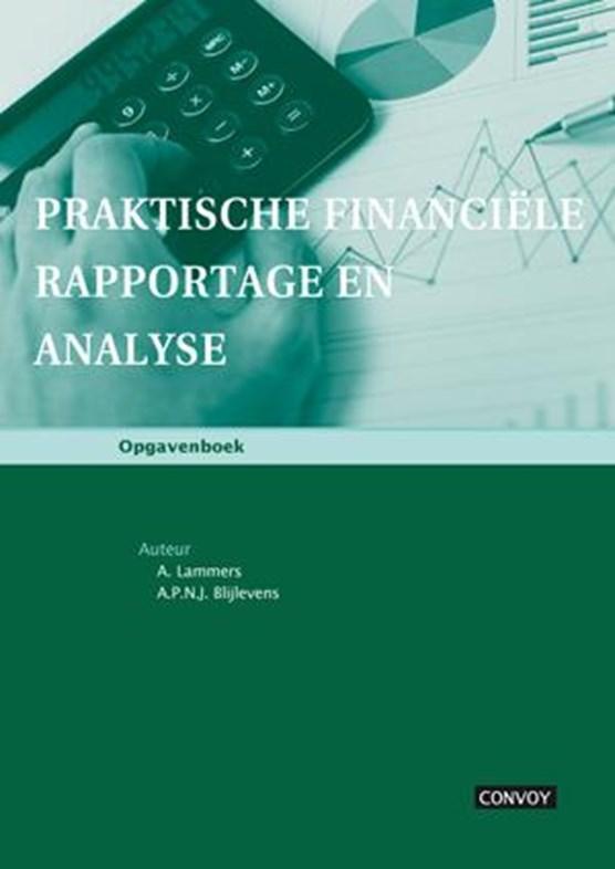 Praktische financiële rapportage en analyse
