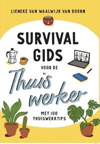 Survivalgids voor de thuiswerker | Lieneke van Waalwijk Van Doorn |