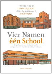 Vier namen één school | Frans Van Rumpt |