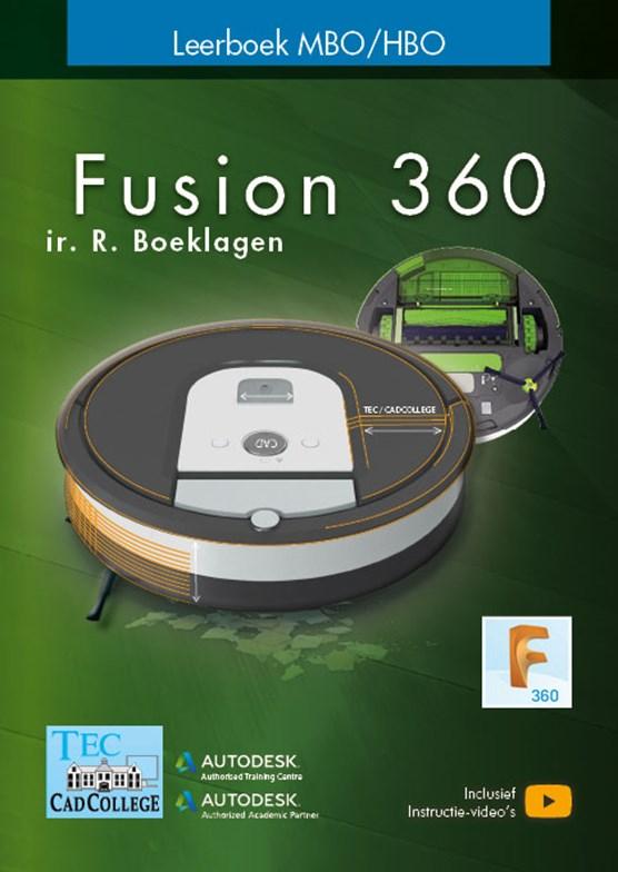 Fusion 360 mbo/hbo Leerboek