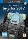 Inventor 2019 Leerboek MBO/HBO Basisboek | Ronald Boeklagen |