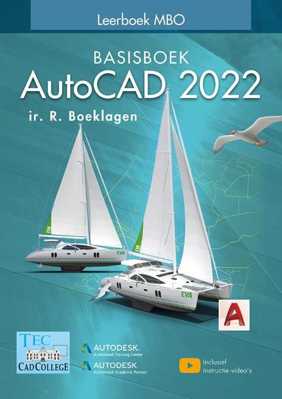 AutoCAD 2022 Basisboek