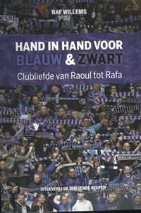 Hand in hand voor blauw & zwart | Raf Willems |