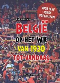 België op het WK van 1920 tot vandaag | Raf Willems |