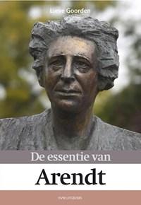 De essentie van Arendt | Lieve Goorden |