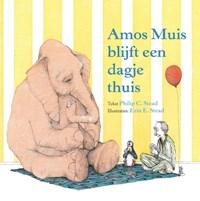 Amos Muis blijft een dagje thuis | Philip Stead |