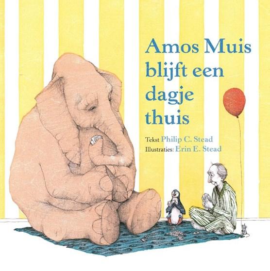 Amos Muis blijft een dagje thuis