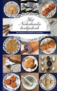 Het Nederlandse koekjesboek   Natascha Van der Stelt  