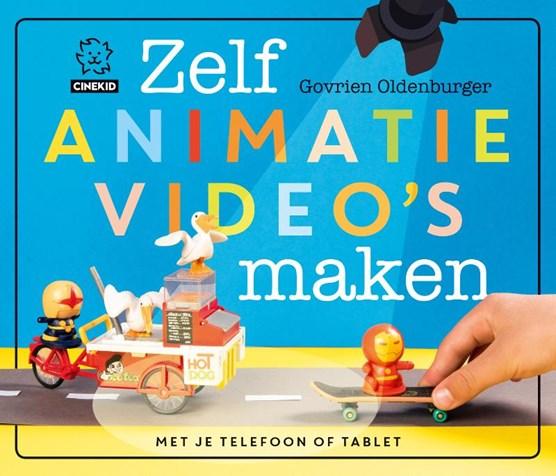 Zelf animatievideo's maken