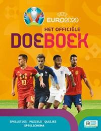 EURO 2020 - Het officiële doeboek | Emily Stead |