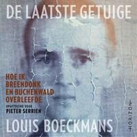 De laatste getuige | Pieter Serrien ; Louis Boeckmans |