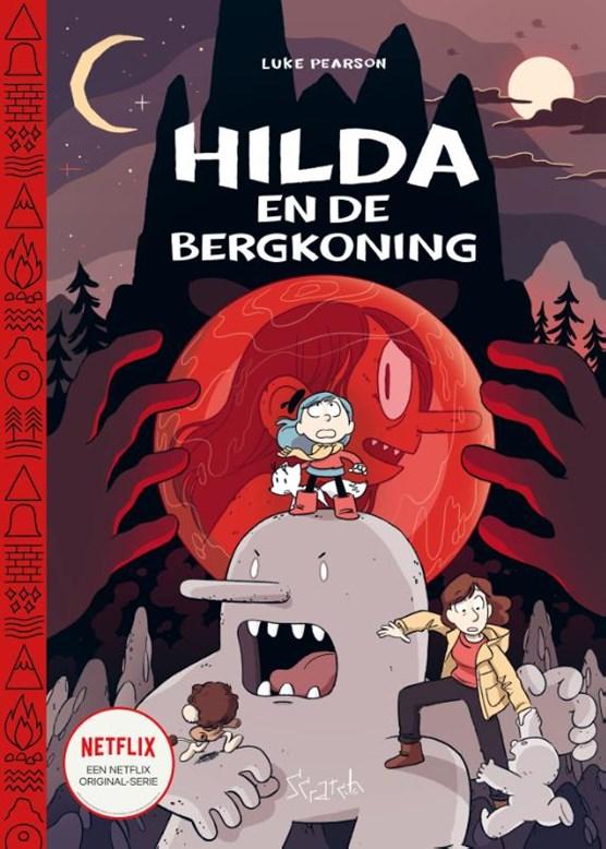 Hilda en de bergkoning