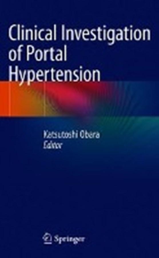 Clinical Investigation of Portal Hypertension