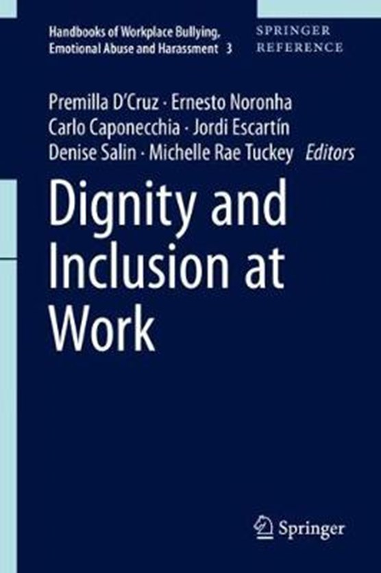 Dignity and Inclusion at Work