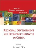 Regional Development And Economic Growth In China | Wu, Yanrui (univ Of Western Australia, Australia) |