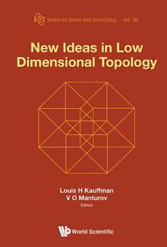 New Ideas In Low Dimensional Topology